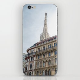 St stephen Cathedral Vienna Austria 2 sky bird iPhone Skin
