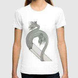 Drawing Weird Stuff T-shirt
