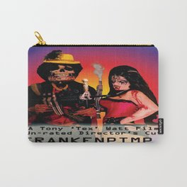Frankenpimp (2009) - Movie Poster Carry-All Pouch