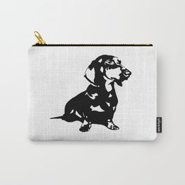 "DACHSHUND ""DOXIE""  DOG Carry-All Pouch"