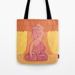 Buddha C Tote Bag