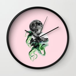 All consuming Wall Clock