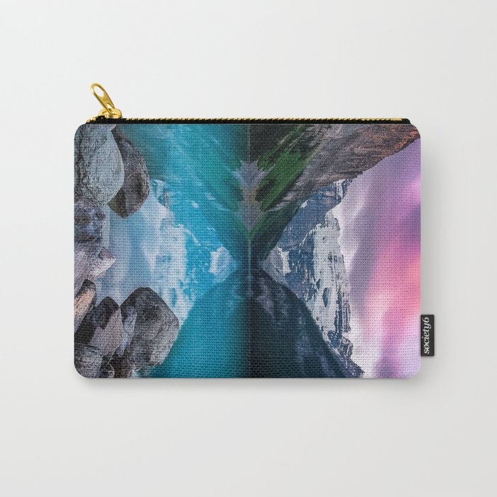 Lake Louise Carry-All Pouch