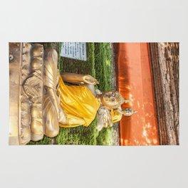 Buddha at Wok Lok Molee Rug