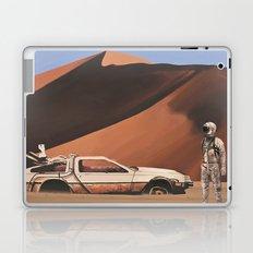 Forgotten Time Machine Laptop & iPad Skin