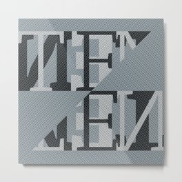 twenty years young : tisa Metal Print
