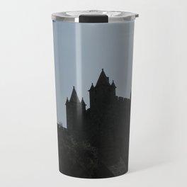 medieval castle Travel Mug