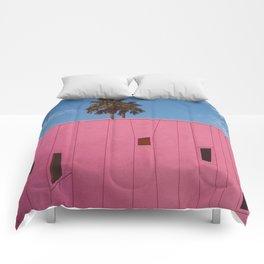Palm Springs Vibes III Comforters