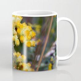 Wildflowers on the field Coffee Mug
