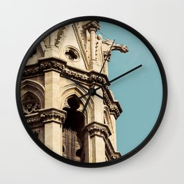 Gothic Tower Wall Clock