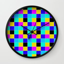 cubo rubik Wall Clock