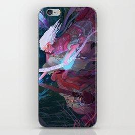 Baba Yaga iPhone Skin