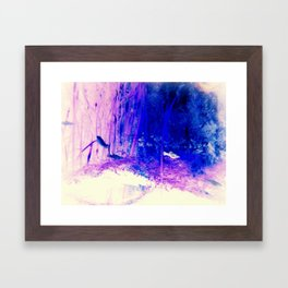 Fish Dreamers Framed Art Print