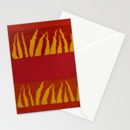 Prairie Fire Stationery Cards