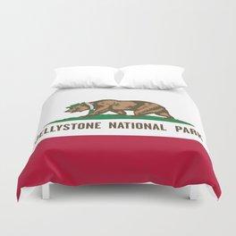 Jellystone National Park  Duvet Cover