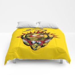 Hot Pepper Comforters