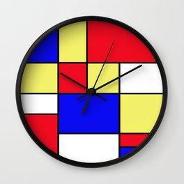 Abstract #412 Wall Clock