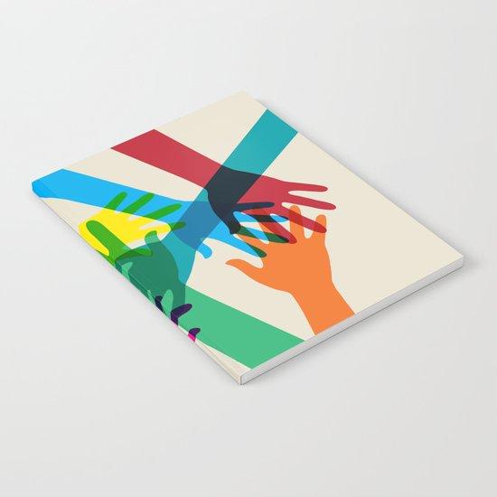 Hands #001 Notebook