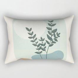 Azzurro Shapes No.51 Rectangular Pillow