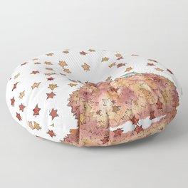 nesting season Floor Pillow
