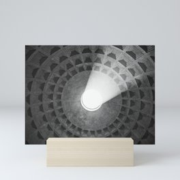 Dome of the Pantheon Mini Art Print