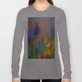 Circus Under the Sea Long Sleeve T-shirt