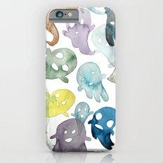 Happy Ghosts iPhone 6s Slim Case