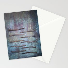 Ten Nails Stationery Cards