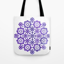 IG purple Tote Bag