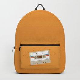 Retro Dancing Cassette Backpack