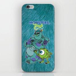 Monsters Ink iPhone Skin