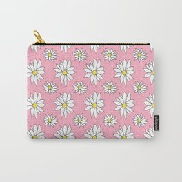 Fresh As A Daisy (Bubblegum) Carry-All Pouch