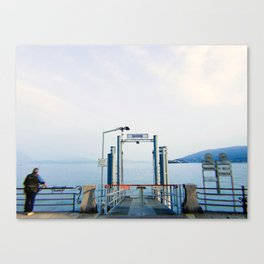 SOMEWHERE IN ITALY - 1 Canvas Print