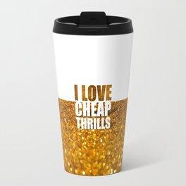 Lyric Art - 2 Travel Mug