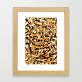 Pattern № 5 Framed Art Print