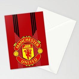 MUFC Stationery Cards