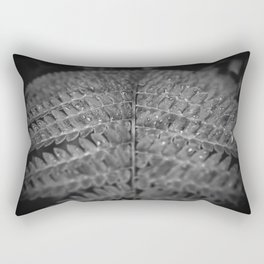 Jungle Rainfall Rectangular Pillow