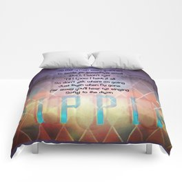 Corner of the Sky Comforters