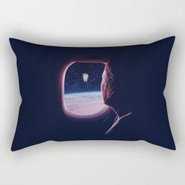 We'll Meet Again Rectangular Pillow