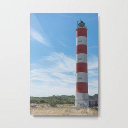Lighthouse of Berck, Pas-de-Calais Metal Print
