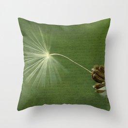 Last Wish Throw Pillow