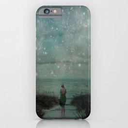 Stars in the Night Sky iPhone Case