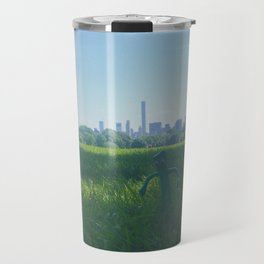 Central Park gumby Travel Mug