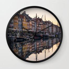 COPENHAGEN 02 Wall Clock