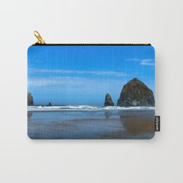 Haystack Rock Cannon Beach Carry-All Pouch