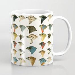 North American Birds Coffee Mug