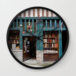 Limoges 2 Wall Clock