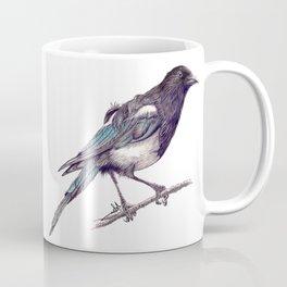 Juvenile Magpie Coffee Mug