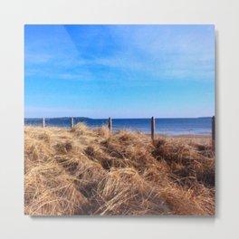 North Atlantic Ocean Metal Print