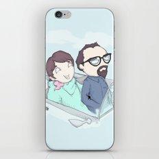 PeeWee & Mickey iPhone & iPod Skin